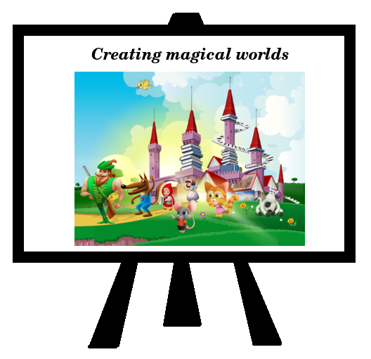 Creating Magical Worlds